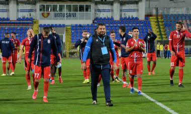FOTBAL:FC BOTOSANI-GAZ METAN MEDIAS, PLAY-OFF, LIGA 1 CASA PARIURILOR (1.08.2020)