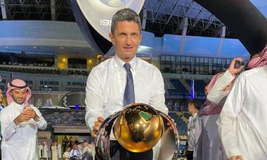 Razvan Lucescu campion