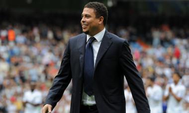 "Ronaldo, pe stadionul ""Santiago Bernabeu"" / Foto: Getty Images"