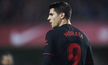 Alvaro Morata, atacantul lui Atletico Madrid / Foto: Getty Images