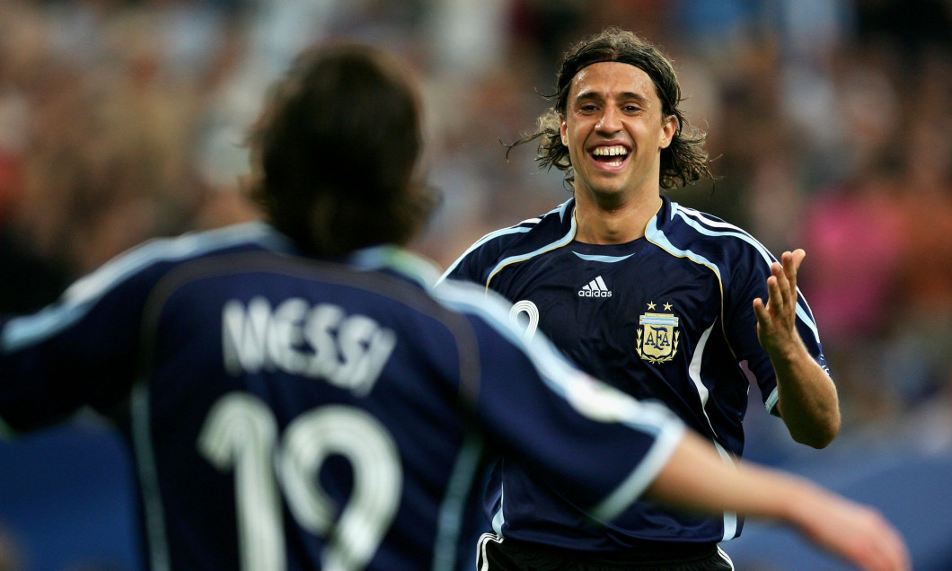 Group C Argentina v Serbia & Montenegro - World Cup 2006