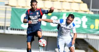 Academica Clinceni și Chindia joacă meciul direct în etapa a treia a Ligii 1 / Foto: Sport Pictures