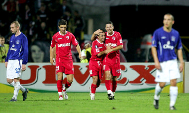 Dinamo Bucharest v Everton