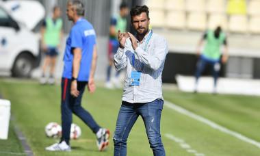 FOTBAL:CHINDIA TARGOVISTE-AFC HERMANNSTADT, PLAY-OUT LIGA 1 CASA PARIURILOR (6.07.2020)