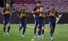 Antrenament FC Barcelona