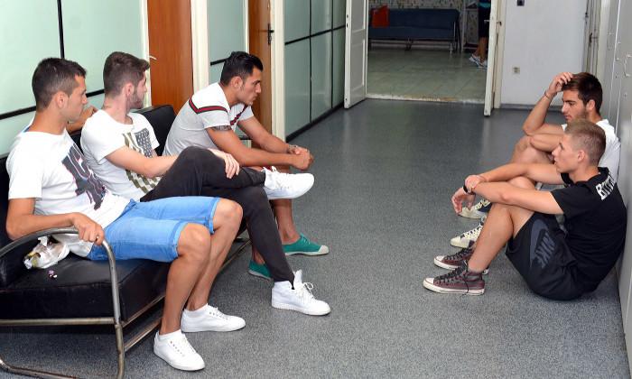 FOTBAL:VIZITA MEDICALA FC STEAUA BUCURESTI (14.06.2013)