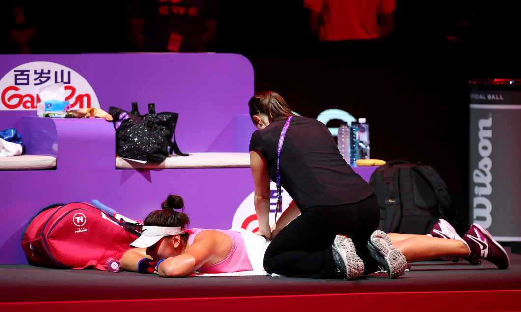 2019 WTA Finals - Day Two