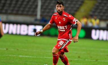 Borja Valle, mijlocașul ofensiv al lui Dinamo / Foto: Sport Pictures