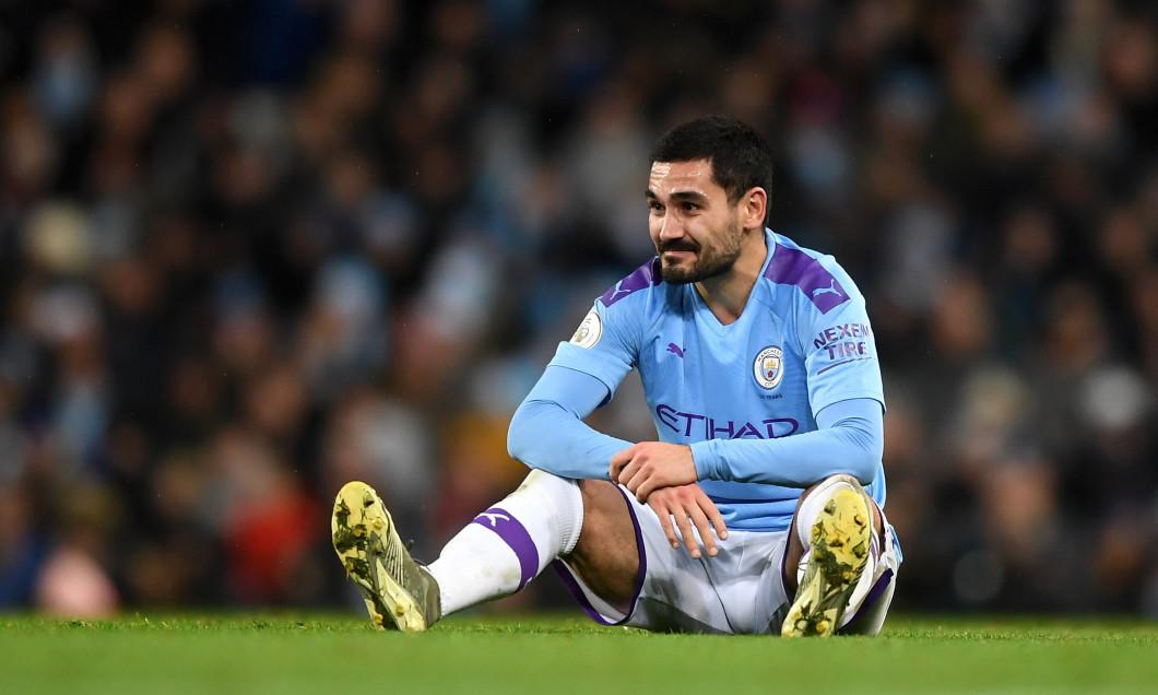 Ilkay Gundogan, mijlocașul lui Manchester City / Foto: Getty Images