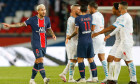 Paris: French L1 Football Match PSG-OM