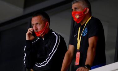 Mihai Stoica, în timpul meciului FCSB - Sepsi, din finala Cupei României / Foto: Sport Pictures
