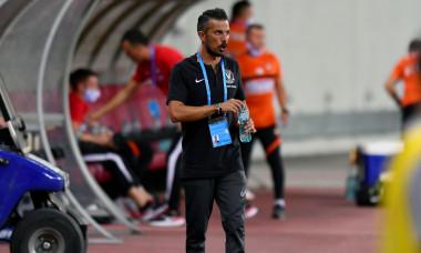 Ruben de la Barrera, antrenorul de la Viitorul / Foto: Sport Pictures