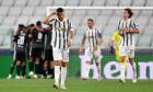 Cristiano Ronaldo, în timpul meciului Juventus - Lyon / Foto: Getty Images