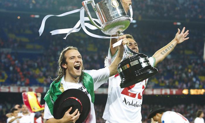 Atletico Madrid v Sevilla - Copa del Rey Final