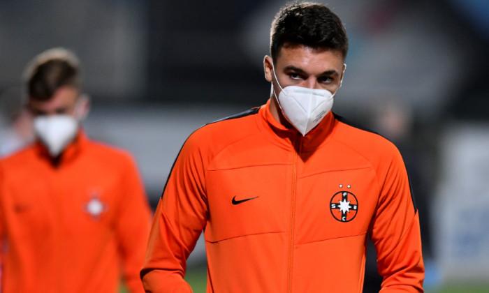 Adi Petre, atacantul de la FCSB / Foto: Sport Pictures