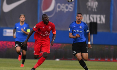 FOTBAL:FC VIITORUL-AFC HERMANNSTADT, PLAY-OUT LIGA 1 CASA PARIURILOR (22.06.2020)