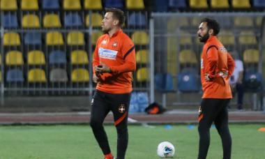 Mihai Pintilii, antrenorul de la FCSB, în lipsa lui Toni Petrea / Foto: Sport Pictures