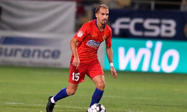 David Caiado, în meciul FCSB - Slovan Liberec / Foto: Sport Pictures