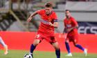 Ovidiu Perianu, în meciul cu Slovan Liberec / Foto: Sport Pictures