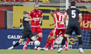 FOTBAL:DINAMO-AFC HERMANNSTADT, LIGA 1 CASA PARIURILOR (24.08.2020)