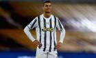 Cristiano Ronaldo, în meciul dintre AS Roma și Juventus / Foto: Getty Images