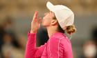 Simona Halep, principala favorită de la Roland Garros / Foto: Getty Images