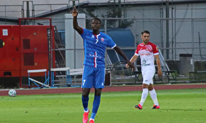 FOTBAL:AFC HERMANNSTADT-FC BOTOSANI, LIGA 1 CASA PARIURILOR (28.09.2020)