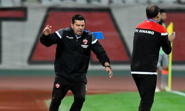 Cosmin Contra, antrenorul lui Dinamo / Foto: Sport Pictures