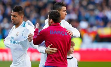 Cristiano Ronaldo - Leo Messi