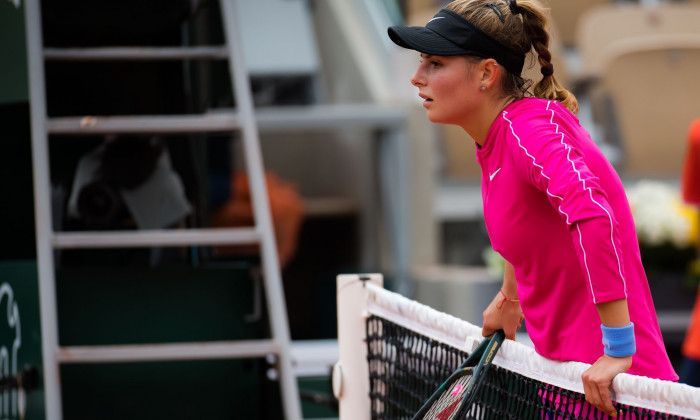 French Open Tennis, Day Two, Roland Garros, Paris, France - 28 Sep 2020