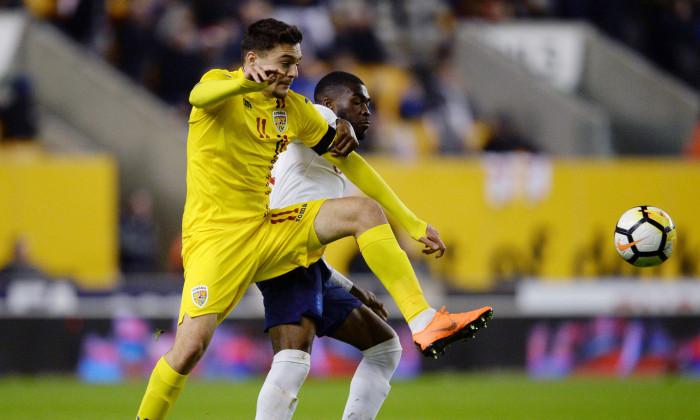 England U21 v Romania U21 - International Friendly