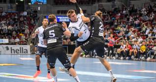 THW Kiel v SG Flensburg-Handewitt - PIXUM Supercup 2020