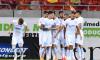 Fotbaliștii de la FCSB, în timpul meciului câștigat cu Viitorul, scor 3-0 / Foto: Sport Pictures