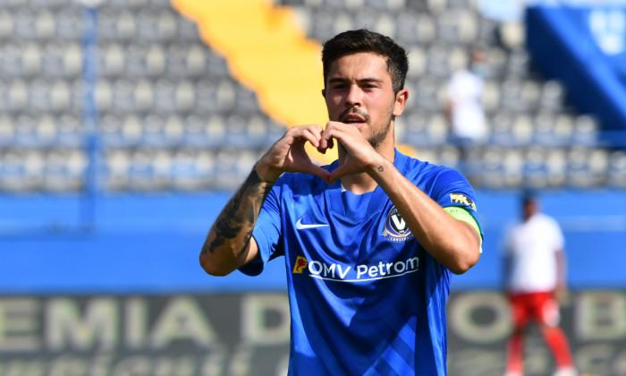 Gabi Iancu, atacantul de la Viitorul / Foto: Sport Pictures