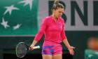 Simona Halep, în meciul cu Iga Swiatek / Foto: Getty Images