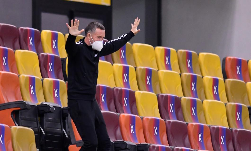 Mihai Stoica, după FCSB - Dinamo 3-2 / Foto: Sport Pictures
