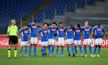 Juventus v SSC Napoli