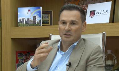 Ionuț Negoiță, fostul acționar al lui Dinamo / Foto: Captură Digi Sport