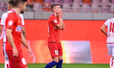 Florin Tănase, în meciul cu Dinamo / Foto: Sport Pictures