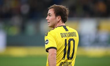 Mario Gotze, în tricoul Borussiei Dortmund / Foto: Getty Images