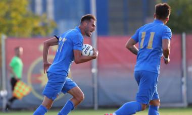 Fotbaliștii de la CSA Steaua, în meciul cu FCSB 2 / Foto: Sport Pictures