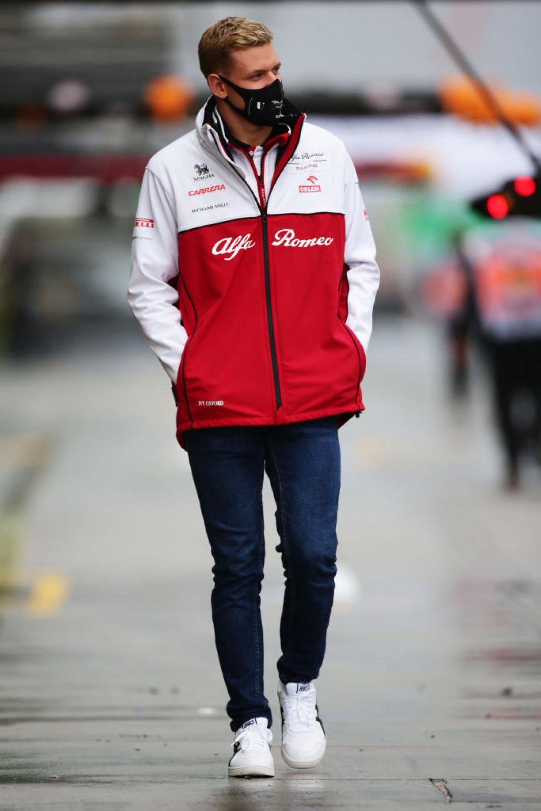 F1 Eifel Grand Prix - Practice