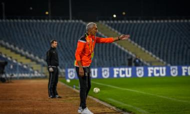 Adrian Iencsi, antrenorul Rapidului / Foto: Sport Pictures