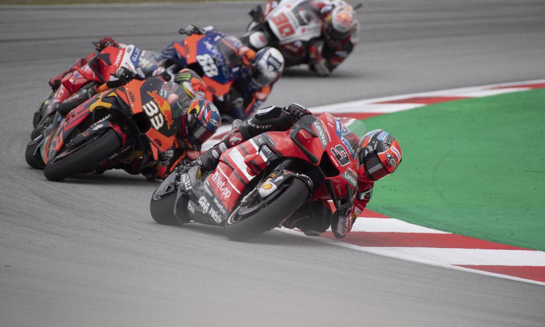 MotoGP of Catalunya: Race