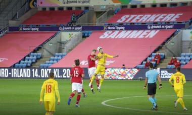 Norvegia - România, în Liga Națiunilor / Foto: FRF.ro