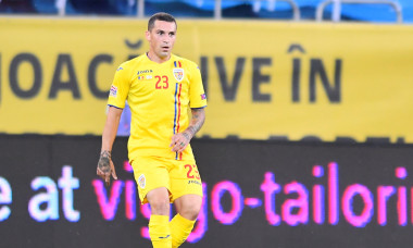 Nicolae Stanciu, în tricoul echipei naționale / Foto: Sport Pictures