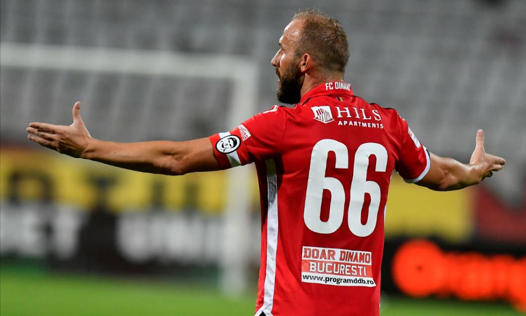 Ante Puljic a fost căpitanul lui Dinamo din luna ianuarie / Foto: Sport Pictures