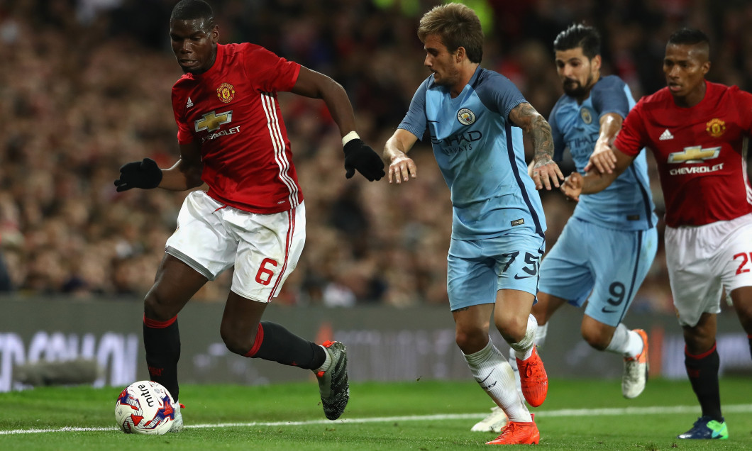 Manchester United v Manchester City - EFL Cup Fourth Round