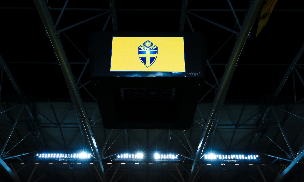 Sweden v Italy - FIFA 2018 World Cup Qualifier Play-Off: First Leg
