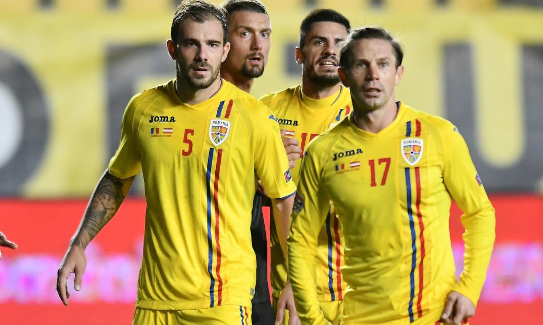 FOTBAL:ROMANIA-AUSTRIA, LIGA NATIUNILOR (14.10.2020)